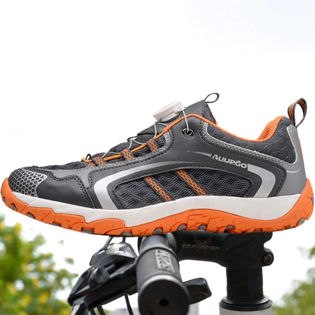 Unisex Non-Slip Breathable Cycling Shoes