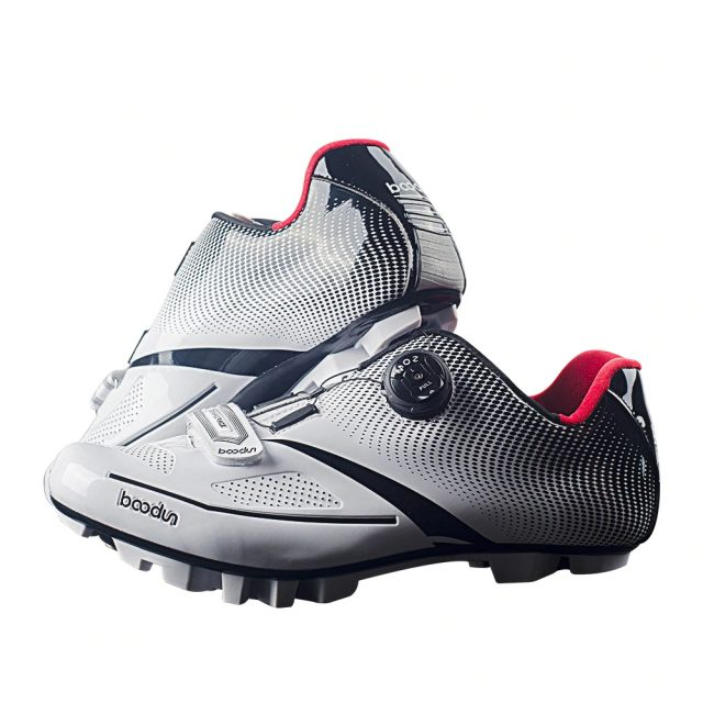 Men's Breathable Cycling Shoes for Road and Mountain Bike