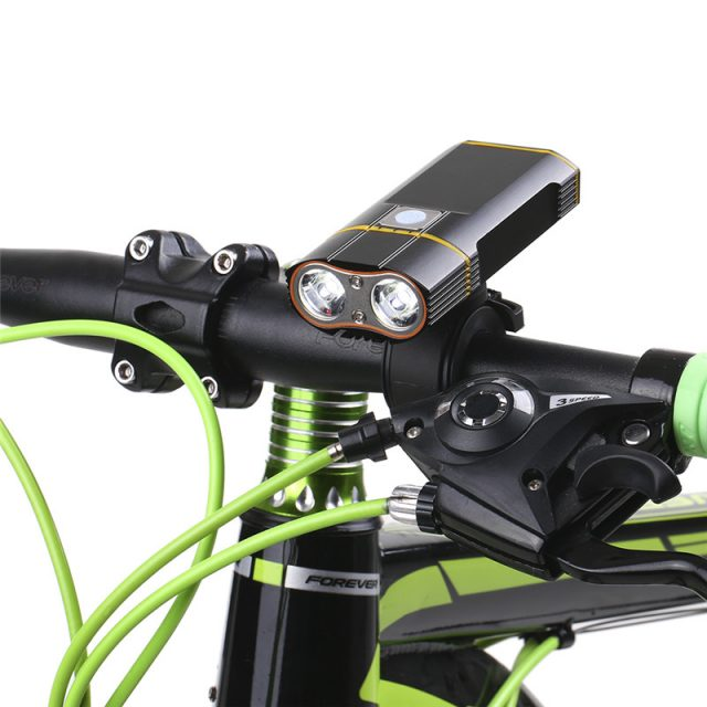 Rechargeable Safety Bike Light
