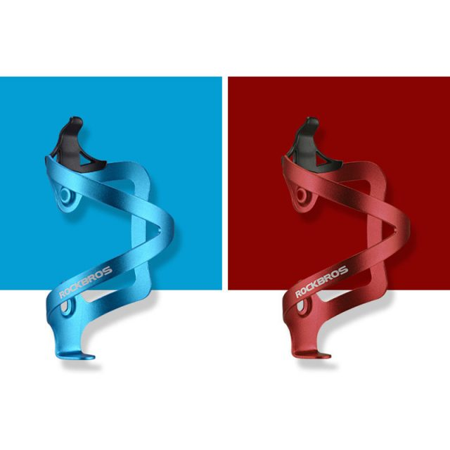 Ultralight Durable Aluminium Alloy Bicycle Water Bottle Cage