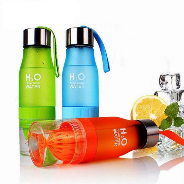 Sport Creative Fruit Infuser Water Bottles