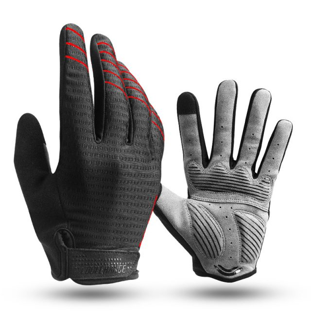 Comfortable Shockproof Cycling Gloves