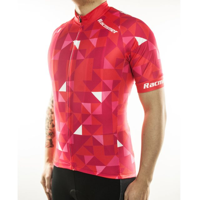 Cute Professional Quick-Drying Breathable Men's Cycling Jersey