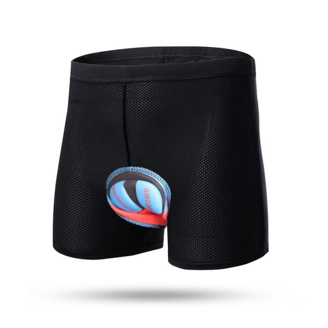 Men`s Cycling Shorts with Soft Pad