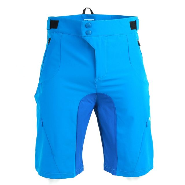 Anti-Sweat Adjustable Waist Men's Cycling Shorts