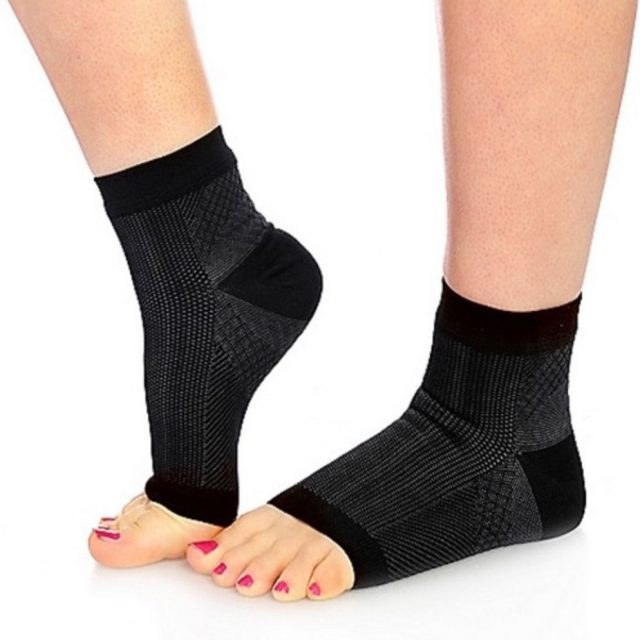 Compression Anti-Fatigue Cycling Socks